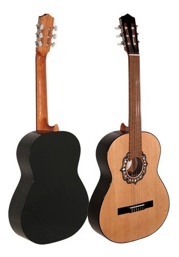 guitarra criolla clasica fonseca 25 estudio - oddity