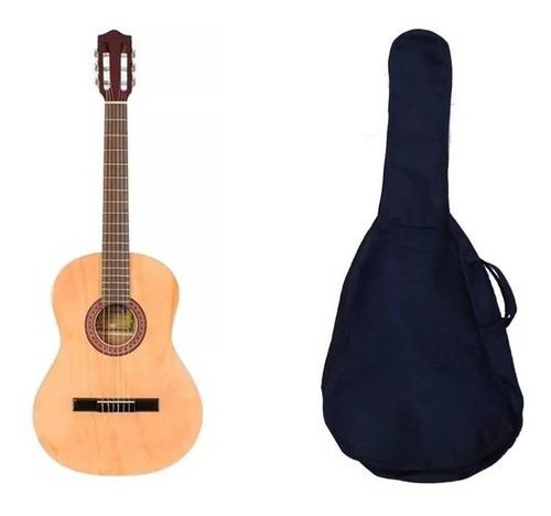 guitarra criolla clasica gracia m1 de estudio con funda