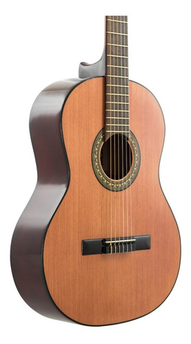 guitarra criolla clasica gracia m3 estudio natural /cuotas