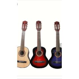 Guitarra Criolla Clásica Niño + Funda + Púa + Envío Gratis