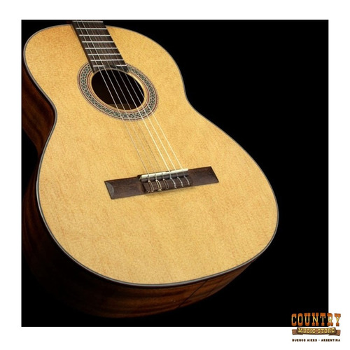 guitarra criolla cort ac100op c/funda
