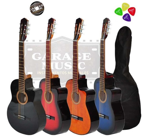 guitarra criolla cuerda