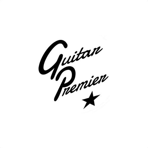 guitarra criolla electroacustica media caja funda pua envios