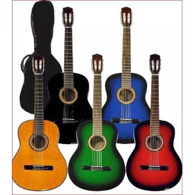 Guitarra Criolla Estudio Funda Regalo Hot Sale