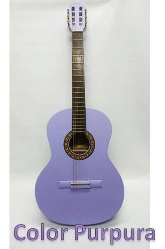 guitarra criolla gracia m2 de estudio colores varios