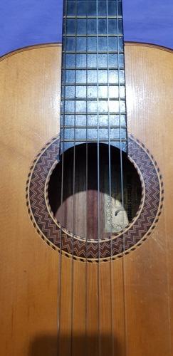 guitarra criolla josé morales moreno de concierto 1970