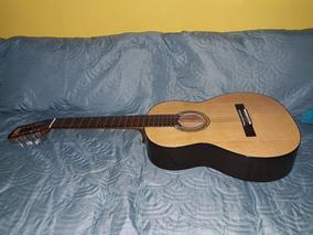 e62a83c9147 Guitarra Criolla Argentina Ghiterra G800 Concert Funda Pua + ...