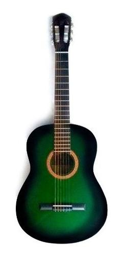 guitarra criolla niña colores ideal para aprender