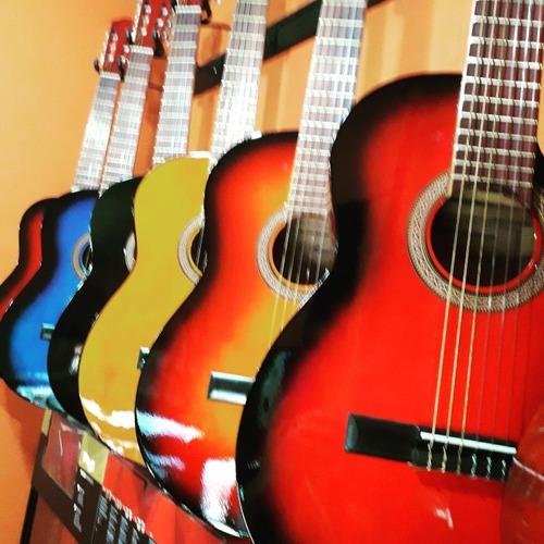 guitarra criolla radalj de estudio c/funda
