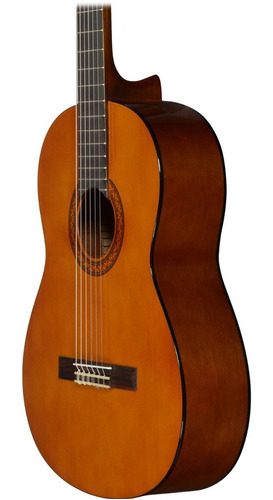 guitarra criolla yamaha c40 natural nueva  libertella