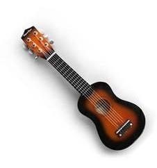 guitarra cuerdas instrumento