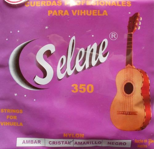 guitarra - cuerdas para vihuela mariachi