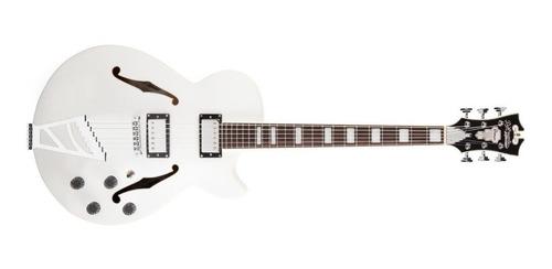 guitarra dangelico premier ss stairstep semi hueca mic humb