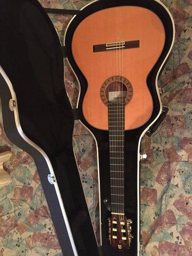 guitarra de concierto alhambra 6p