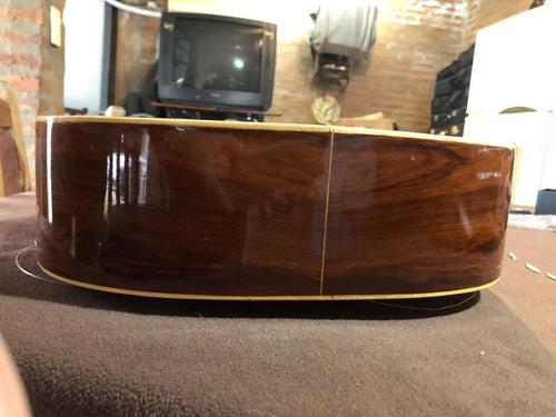 guitarra de concierto...luthier