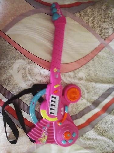 guitarra de jugete para niñas