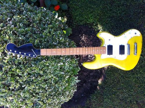 guitarra de luthier stratocaster