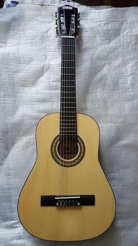 guitarra de niño 3/4 80cm largo nueva!!
