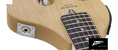 guitarra de viaje electroacústica traveler escs nat mm
