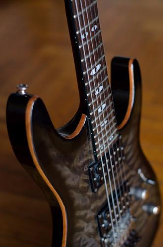 guitarra dean vendetta 4f nuevas fotos floyd rose original