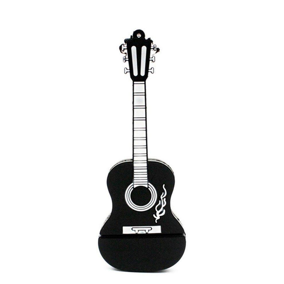 Guitarra Desenho Animado Instrumento Musica 64g Flash Drive R