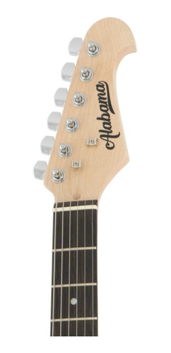 guitarra electrica alabama stratocater st-101