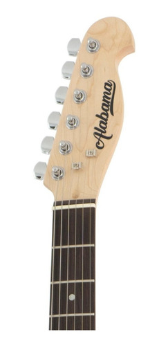 guitarra electrica alabama telecaster tl-201