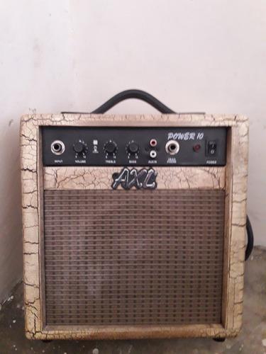 guitarra eléctrica axl