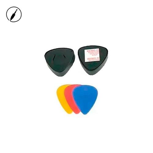 guitarra eléctrica combo + amplificador + accesorios + envio