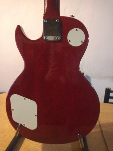 guitarra eléctrica cort cr 200 como nueva