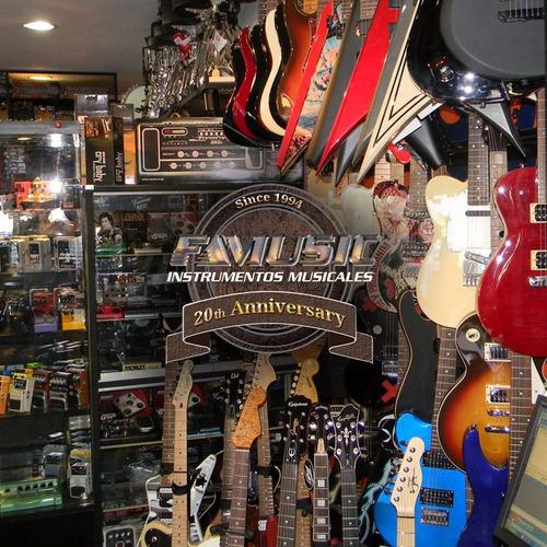 guitarra eléctrica crimson seg 271 modelo sg