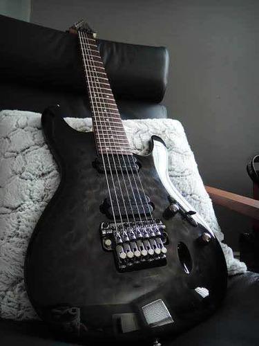 guitarra electrica cuerdas