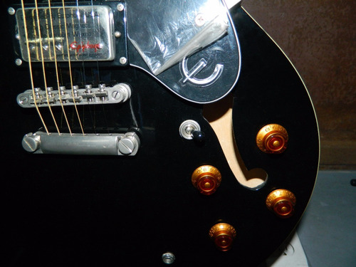 guitarra eléctrica epiphone