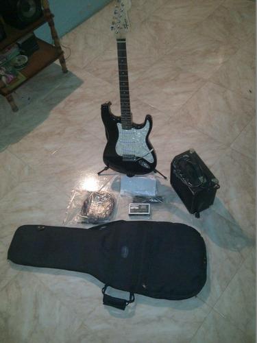 guitarra electrica fender..