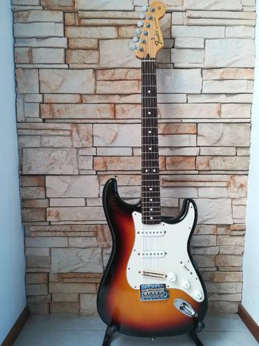 guitarra eléctrica fender