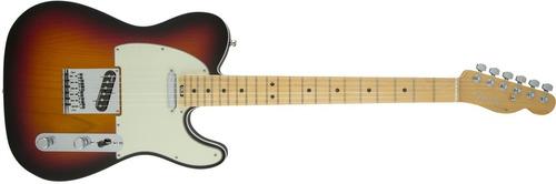 guitarra electrica fender american elite telecaster mn