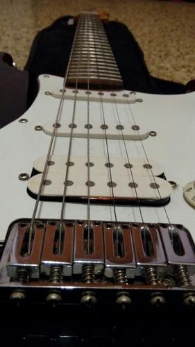 guitarra eléctrica fender squire
