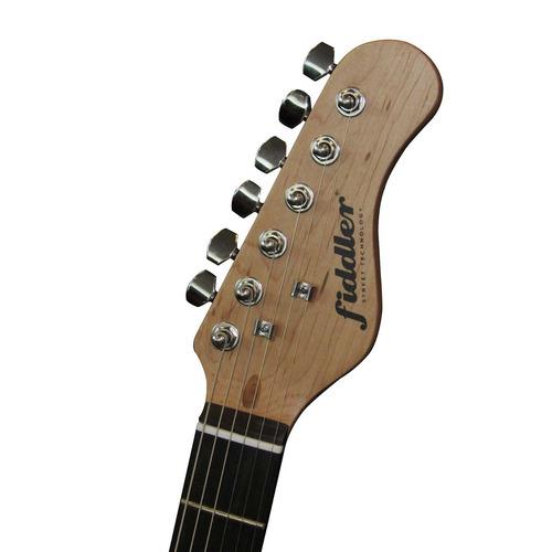 guitarra eléctrica fiddler amplificador cable correa uñetas