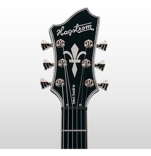 guitarra eléctrica hagstrom select swede - sonido y clase