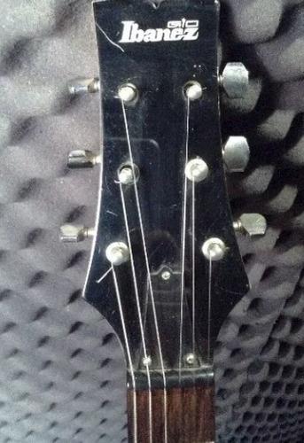 guitarra eléctrica ibañez