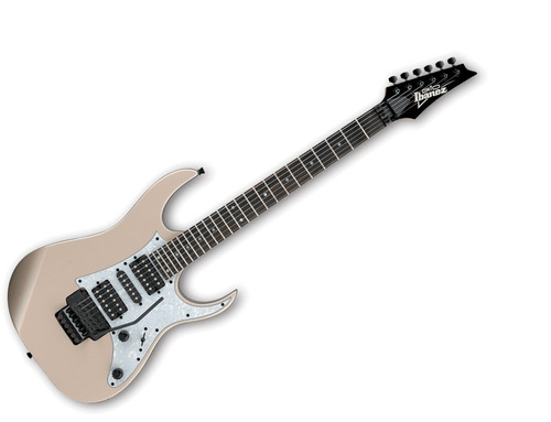 guitarra electrica ibanez champagne gold grg250bcgd