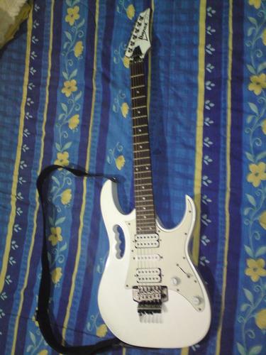 guitarra electrica ibanez jem jr