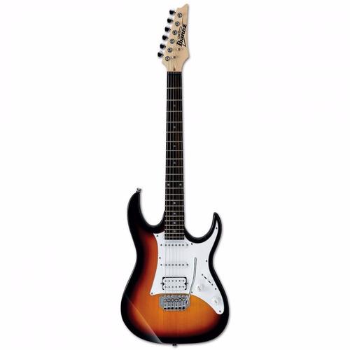 guitarra eléctrica ibanez rg negra grx40-tfb