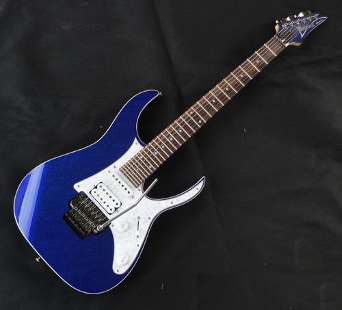 guitarra electrica ibanez rg rg550xh-bsp 30 trastes