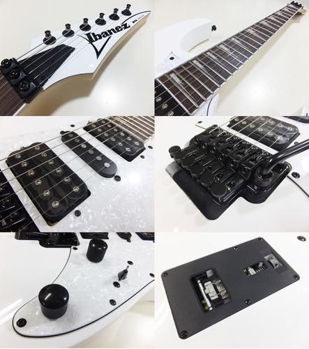 guitarra eléctrica ibanez rg350dxz