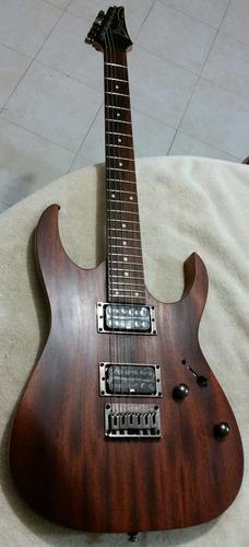 guitarra electrica ibanez rg421 rg seminueva envio gratis