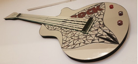 Guitarra Eléctrica Ideal Decoración