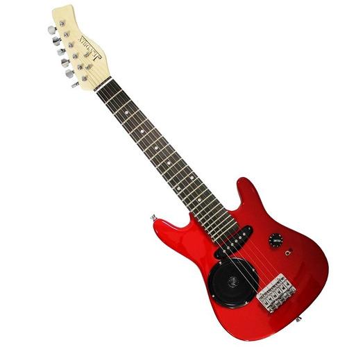 guitarra electrica infantil amplificador integrado y mas