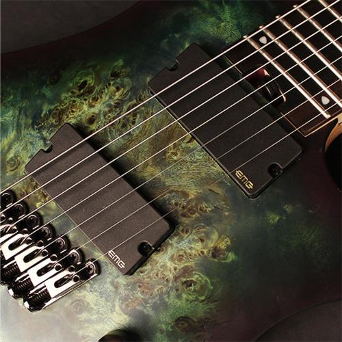 guitarra electrica kx500ms-sdb cort