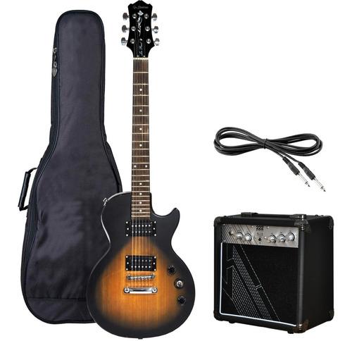 guitarra electrica les paul modelo epiphone special + ampli